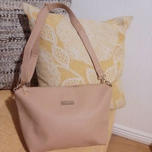 Light Pink BCBG Paris Crossbody Bag